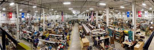 MCL Factory Floor