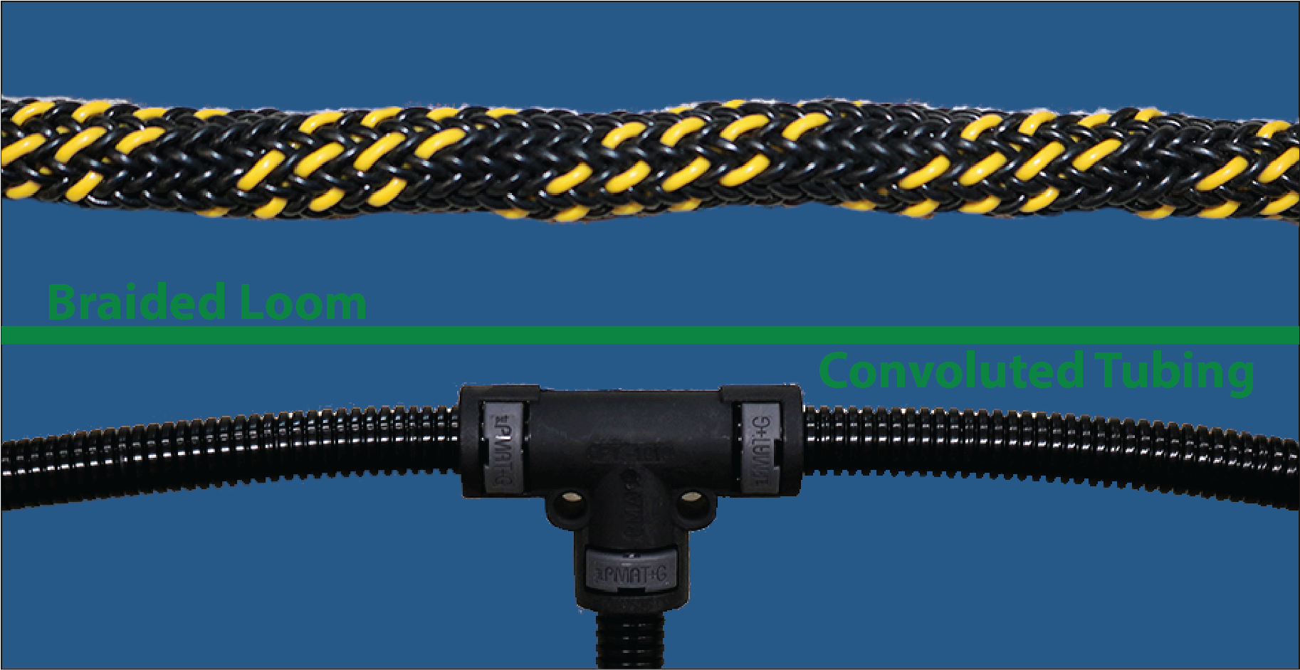Two Popular Ways to Protect Wire Harnesses on Heavy-Duty EquipmentMCL Industries, Inc.